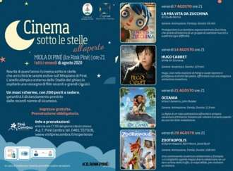 Cinema sotto le stelle all'aperto - I1