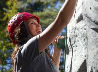 Kletterhallen und Felsen - G1
