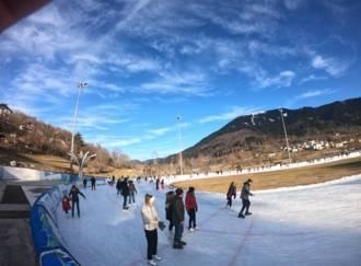 Ice Rink Piné - Stadio del Ghiaccio - G6