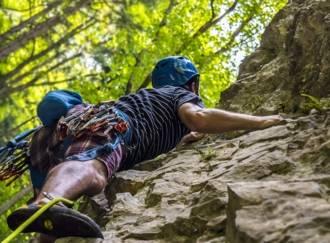 Kletterhallen und Felsen - G4