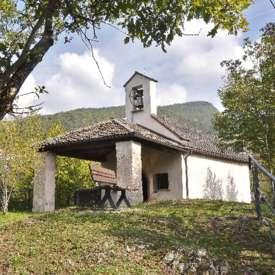 St. Peterskirche in Cembra - FI