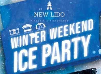 Ice Party al New Lido - EH4