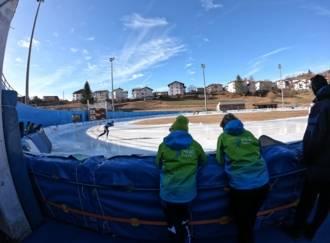 Ice Rink Piné - Stadio del Ghiaccio - G3