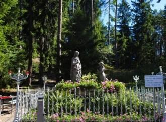 Sanctuary of the Madonna di Pinè - G3